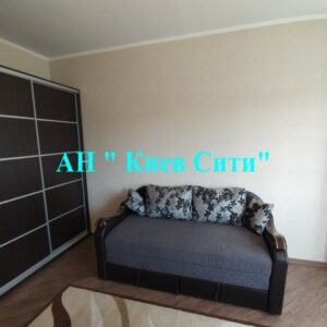 Аренда 1 комнатной квартиры Бортничи, ул. Дяченко