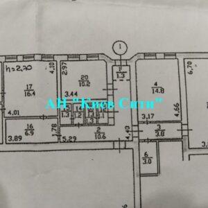 Аренда нежилого помещения Дарницкий район – 114 кв. – м. Харьковская 10 мин