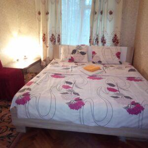 Посуточная аренда 3-комнатной квартиры рядом с метро Левобережная, от 700грн сутки