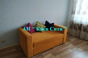 Аренда 1 комнатной квартиры Дарницкая площадь