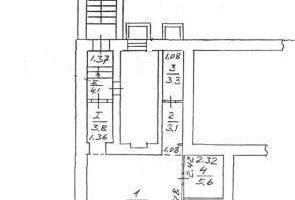 Аренда, центр, нежилой фонд, 63 кв.м.