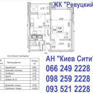 Продажа 1 комнатной ЖК Ревуцкий по переуступке.