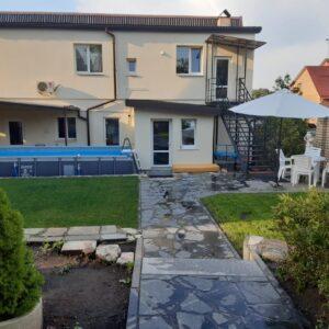 Апартаменты в Частном Доме с бассейном