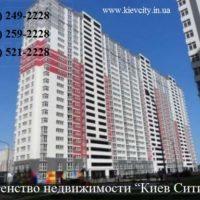Продажа 1- комн. 34000 дол. Драгоманова 2-б, Позняки, 50/22/11 кв.м.13/25эт.